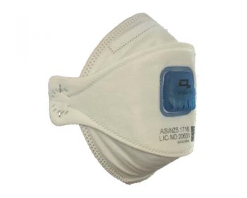 O2 P2 Flat Fold Respirator